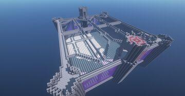 [ TNTRun Arena ] Castle Minecraft Map & Project