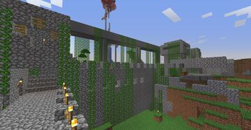 Places to explore Minecraft Map & Project