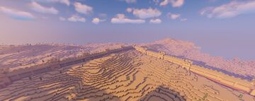 Walls of Uruk Minecraft Map & Project