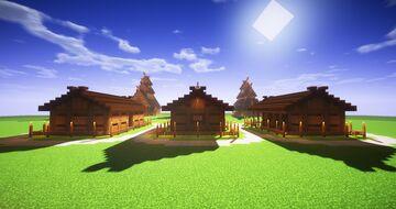 Viking Building Set Minecraft Map & Project