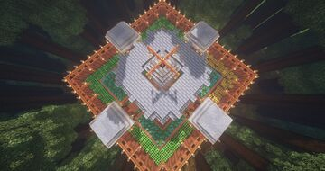 The Melon Temple Minecraft Map & Project