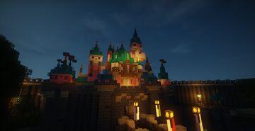 Paradise Cove | Disney Resorts, Waterparks, Safari/Zoos Minecraft Map & Project