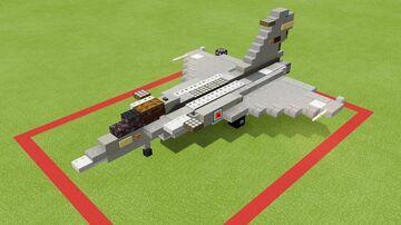 Dassault Rafale M Minecraft Map & Project