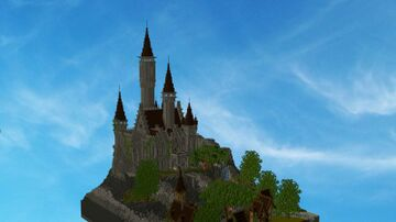 Mine for Minecraft server Minecraft Map & Project