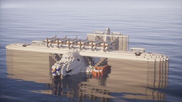 Dornier Do-X Minecraft Map & Project