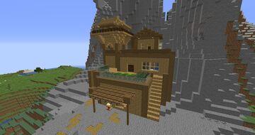 Dream House Neighborhood Minecraft Map & Project