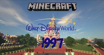 Walt Disney World 1997 Minecraft Map & Project