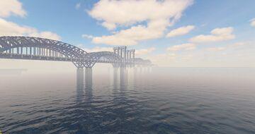 Arch railway bridge Minecraft Map & Project
