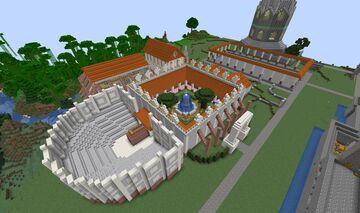 Universita Quisbadis Minecraft Map & Project