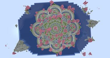 lotus island update Minecraft Map & Project