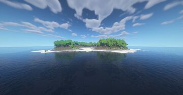 Croissant Island [1.16.2 Survival Map] Minecraft Map & Project
