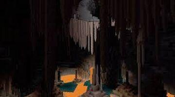 Cavey Parkour Minecraft Map & Project