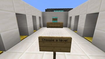 Easy Find the Button and Pressure plate for UnspeakableGame Minecraft Map & Project