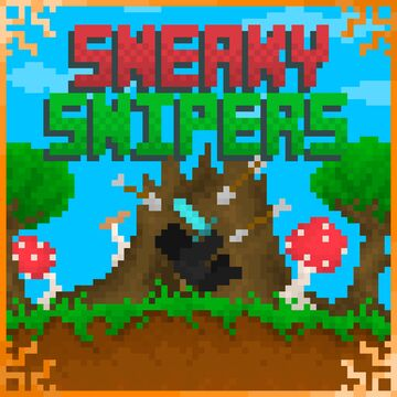 Sneaky Snipers 3 - By Aseiwen Minecraft Map & Project