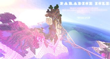 Paradise Isle - Multipurpose Islands Demo by BellCerise Minecraft Map & Project