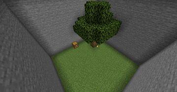 Vanilla StoneBlock Minecraft Map & Project