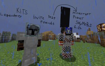 SkyMobs by the Global Team (to be continued) Minecraft Map & Project