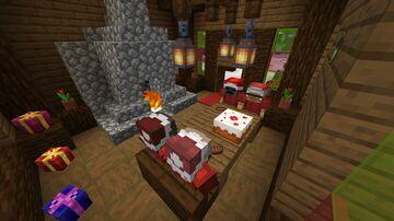 Xmas Spirit Minecraft Map & Project
