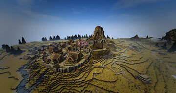 TamrielCraft - Whiterun of Skyrim Minecraft Map & Project