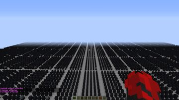 500.000 Soldier Army Minecraft Map & Project