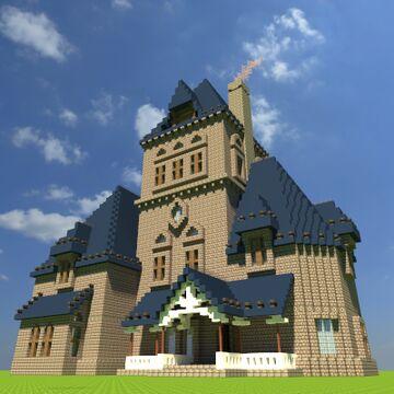 Fort Hamilton Gatekeeper Minecraft Map & Project