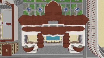 Roman Baths of Nero ! Minecraft Map & Project