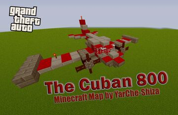 The Cuban 800 -- Plane from GTA 5
