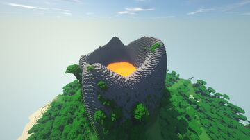 Maw Island: Apocalypse (Download) Minecraft Map & Project