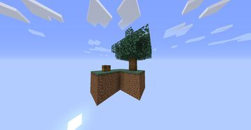 Skyblock 1.16.1 Minecraft Map & Project