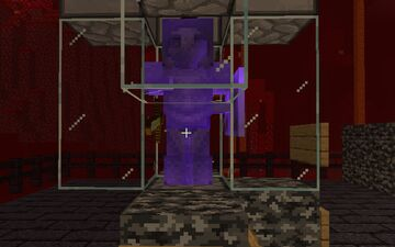 Nether Ghost Minecraft Map & Project
