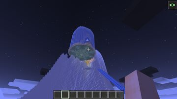 My Ice Palace (Inspired by Elsa's Ice Palace) Minecraft Map & Project