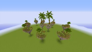 Skywars Islands (Schematic) 1.8+ Minecraft Map & Project