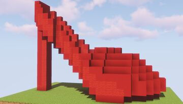 high red heels~ Minecraft Map & Project