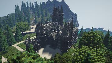 Arderikie Estate Minecraft Map & Project