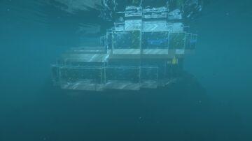 Underwater Mansion Minecraft Map & Project
