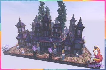 Spawn Wizard Minecraft Map & Project