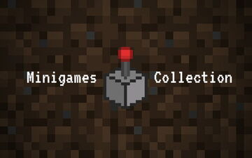 Minigames Collection Minecraft Map & Project