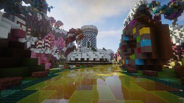 Dulce Zone Minecraft Map & Project