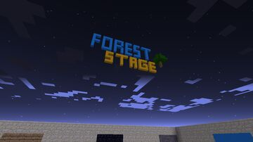 Counter Craft Online - Forest Stage (version 1.0.0) Minecraft Map & Project