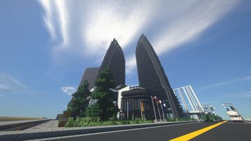 Los Escalon Minecraft Map & Project