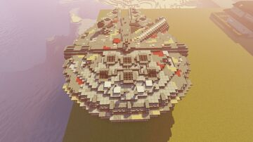Millenium Falcon (My version) Minecraft Map & Project