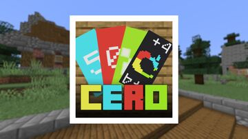 Cero - Minecraft UNO Minecraft Map & Project