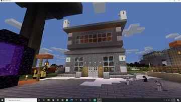 BEAST BOY SHUB MINECRAFT WORLD Minecraft Map & Project