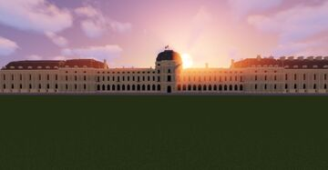 Palais des Tuileries   Tuileries Palace Minecraft Map & Project