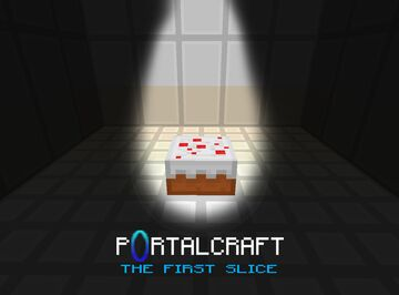 PortalCraft: The First Slice Minecraft Map & Project