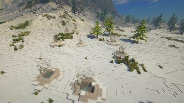 Geyser schematics Minecraft Map & Project