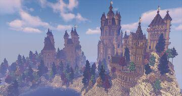 Autumn Minecraft Map & Project