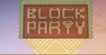 BlockParty Arena [1.15.2] Minecraft Map & Project