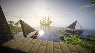 the kingdom adventure Minecraft Map & Project