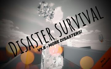 Disaster Survival v1.8 Minecraft Map & Project